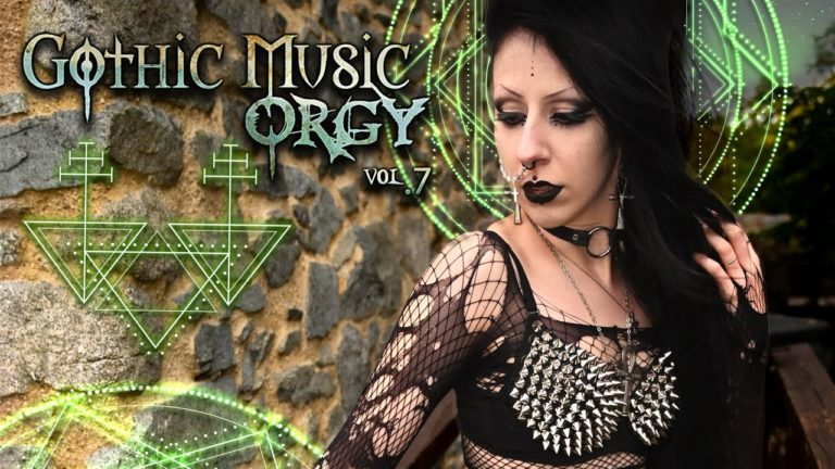 GOTHIC MUSIC ORGY, Vol.7 – with 66 Bands – OUT NOW!